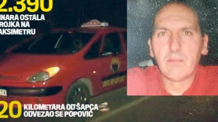 Mladići ubili taksistu zbog računa