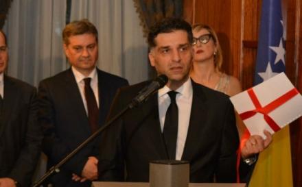 Tanović: Obrazovanje i kultura trebaju biti temelji na kojima će se graditi budućnost BiH