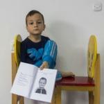 Dječak Ismail - Nap