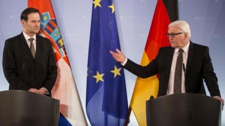 Hrvatski šef diplomatije u Berlinu: Hrvatska podržava aplikaciju BiH za članstvo u EU