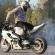 Nemanja Mihajlović vozi motor na način na koji niste navikli