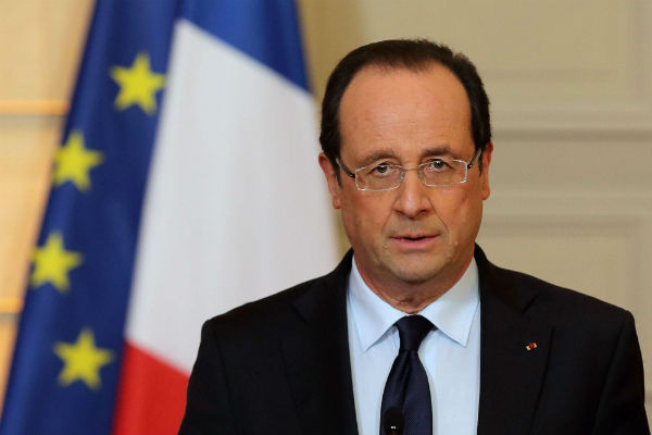 Francois Hollande - Lagauchematuer.fr