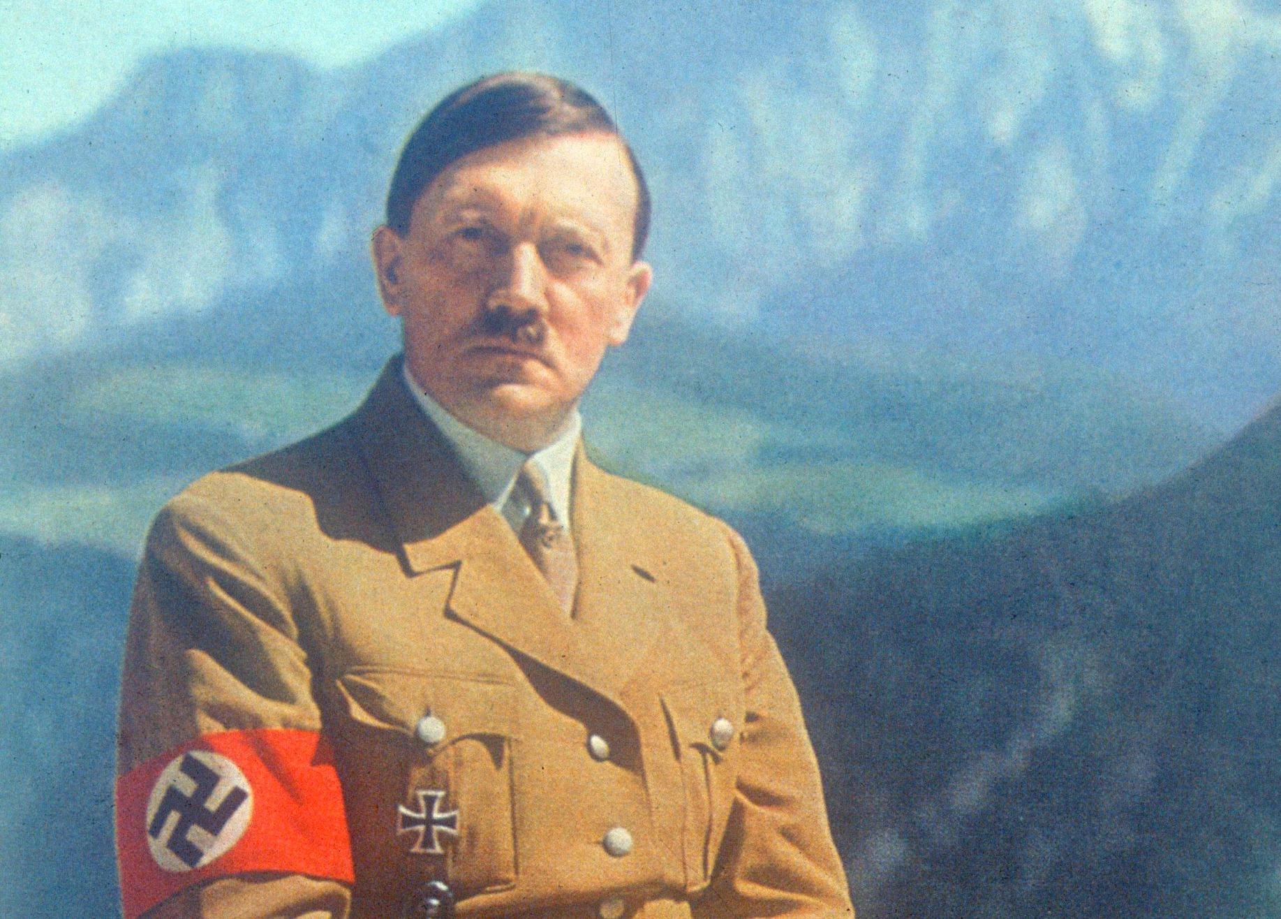 Редкие фото Гитлера (61 фото)