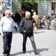 Pretpraznična atmosfera u Sarajevu: Veseli građani uživaju u lijepom vremenu