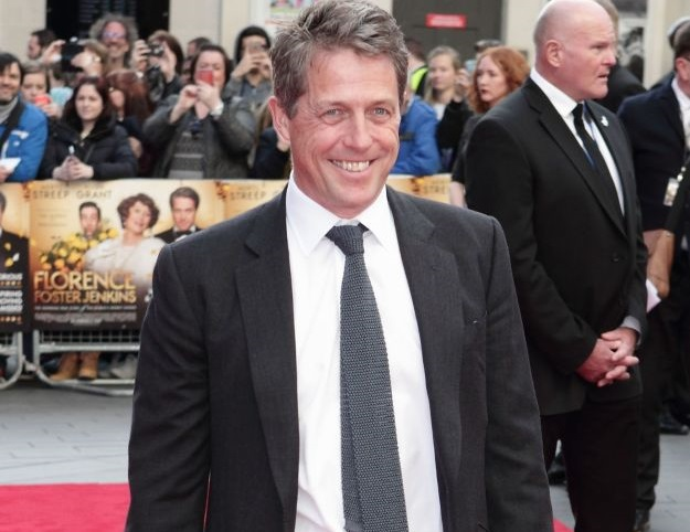 52021689 Celebrities attend the UK film premiere Of 'Florence Foster Jenkins' at Odeon Leicester Square on April 12, 2016 in London, England. Celebrities attend the UK film premiere Of 'Florence Foster Jenkins' at Odeon Leicester Square on April 12, 2016 in London, England. Pictured: Hugh Grant FameFlynet, Inc - Beverly Hills, CA, USA - +1 (310) 505-9876 RESTRICTIONS APPLY: USA/CHINA ONLY