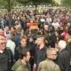 BEOGRAD: Počeli protesti pristalica četiri opozicione liste ispred RIK-a