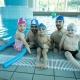 Kapa dole momci: Besplatno uče plivati djecu s invaliditetom