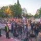 Podgorica: Održan protest DF-a protiv Vlade izbornog povjerenja