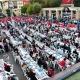 Tradicija: I na najprometnijim ulicama organizuju se iftari za postače
