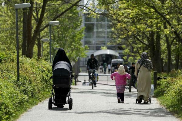 danski nacionalisti protiv dolaska muslimana
