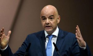 Gianni Infantino - GettyImages