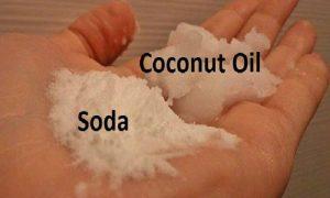 Soda bikarbona i kokosovo ulje - Novonovo.info
