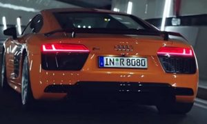 Audi R8 - Dnevnik.hr