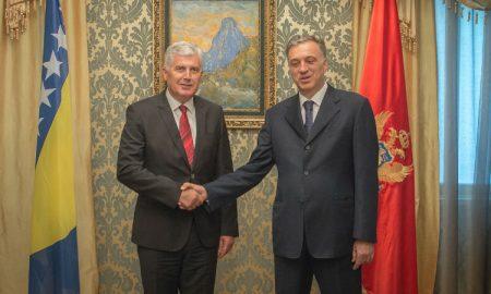 Dragan Čović i Filip Vujanović - AA