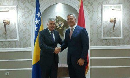 Dragan Čović i Milo Đukanović - Fena