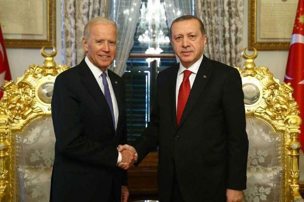 Joe Biden i Recep Tayyip Erdogan - E-vijesti.com
