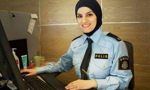 Policajka - TEMSİLİ