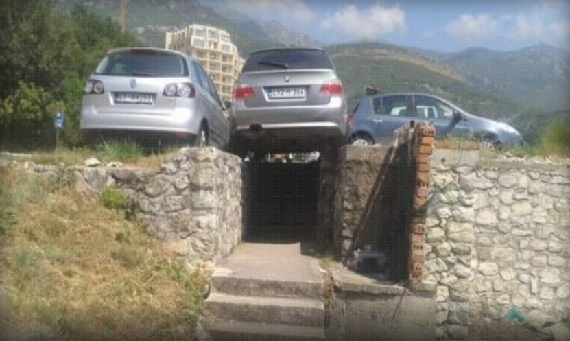 bosanac-parking