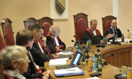 sudije Ustavni sud BiH - SB