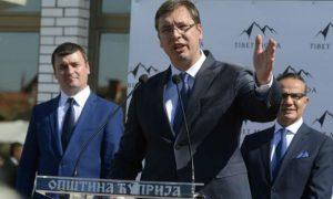 Aleksandar Vučić - Tanjug