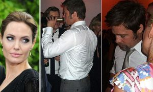 Brad Pitt - Fokus