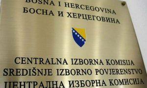 Centralna izborna komisija BiH - Rtvslon.ba