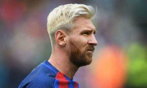 Lionel Messi - Fokus