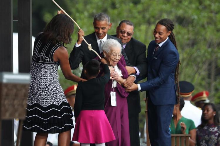 obama otvorio prvi nacionalni muzej o afroamerikancima