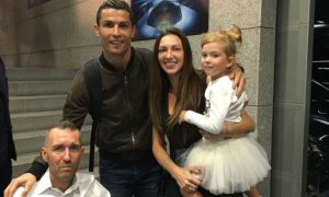 Fernando Ricksen-i Cristiano-Ronaldo - Twitter