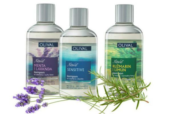 Oliva šamponi
