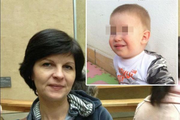 ocajna sanja moli pomozite mi da nadem sina 2 koji je nestao u avgustu