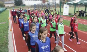 atletska staza Kosevo - Faktor