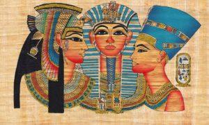 drevni egipat - Zadovoljna