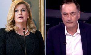 Senad Hadžifejzović i Kolinda Grabar-Kitarović - Cropix