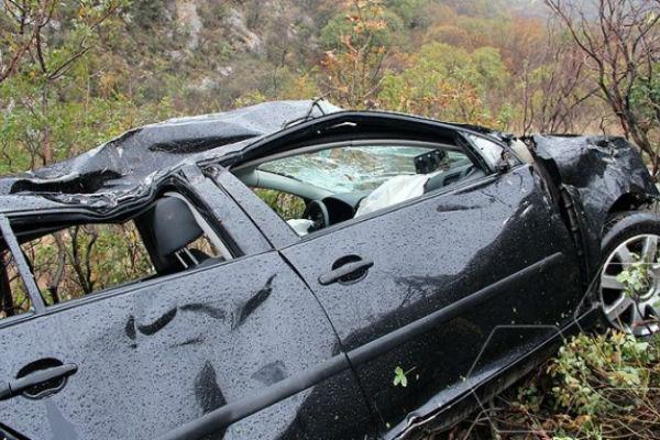 teska saobracajna nesreca u bileci mladic poginuo za volanom golfa