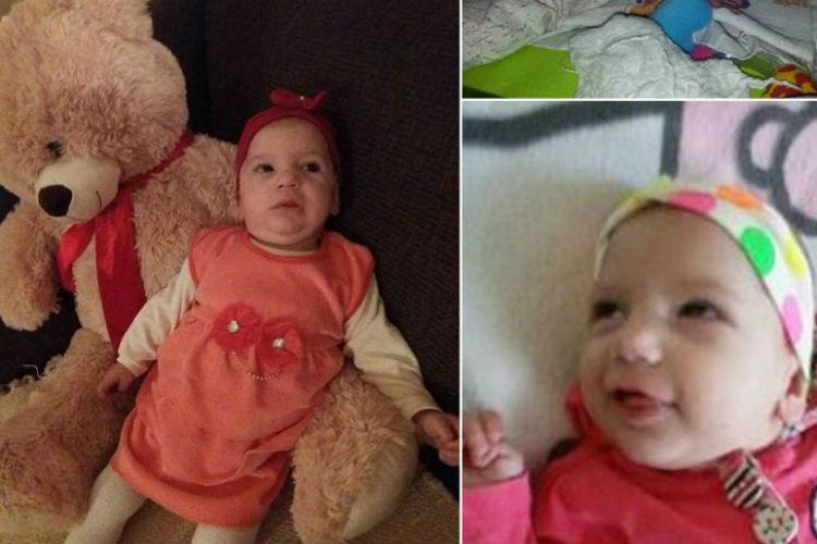 bebici iz cazina od 4 5 mjeseca nakon intervencije doktora tesko ostecen mozak ovo je poruka mame