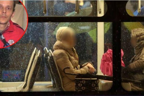 tata ja sam gladan potresna prica iz tramvaja koja je mobilizovala gradane brzinom munje
