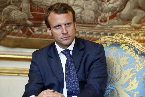 ko je emmanuel macron liberal i vjerovatni predsjednik francuske za koga donedavno niko nije znao