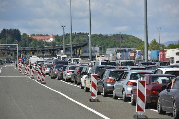 slovenci odlucili uvesti nove mjere na granicama