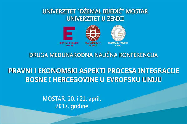 pocela dvodnevna medunarodna konferencija u organizaciji tri fakulteta