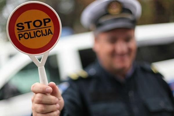 svedska tokom rutinske saobracajne kontrole zaplijenjen automobil bomba