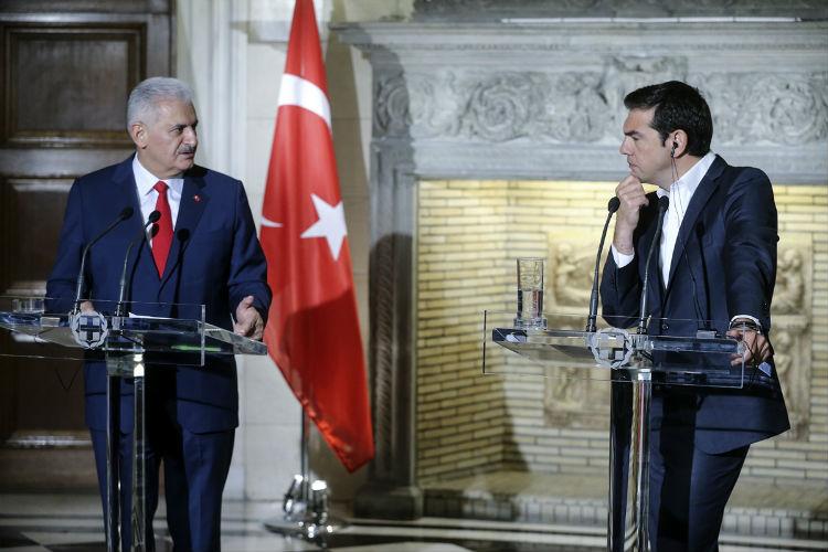 yildirim u atini neka pucisti ne udare na odnose turske i grcke