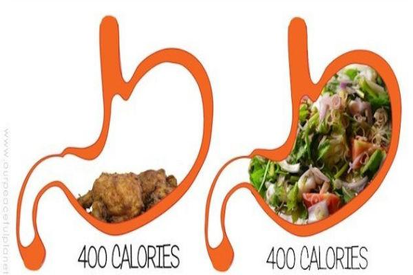 ako zelite da smrsate ne morate da smanjujete obroke evo kako da jedete isto a smanjite unos kalorija