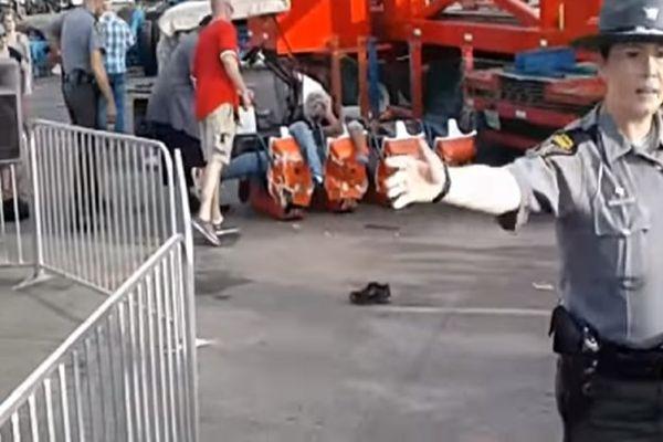 u americkom vozu smrti poginula jedna osoba sedmero povrijedeno