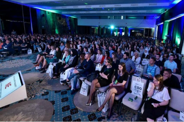 ceo konferencija projekat u misiji unapredenja buducnosti mladih aftermovie 2017
