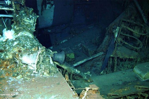 olupina nestalog americkog ratnog broda pronadena nakon 72 godine