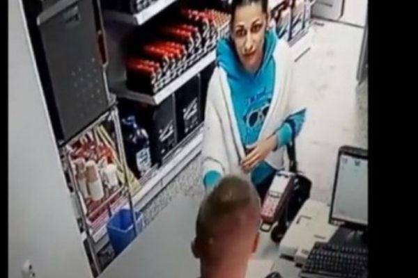 bosanka usla u prodavnicu i na najapsurdniju foru od prodavca uzela 50 eura kamere su snimile njenu tehniku