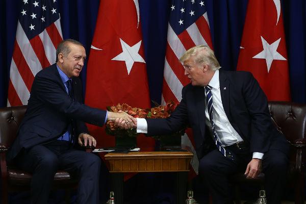 erdogan i trump odlucni u nastavak zajednicke saradnje u borbi protiv terorizma
