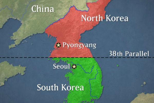 juzna koreja kaze da je u sjevernoj koreji zabiljezen prirodan zemljotres