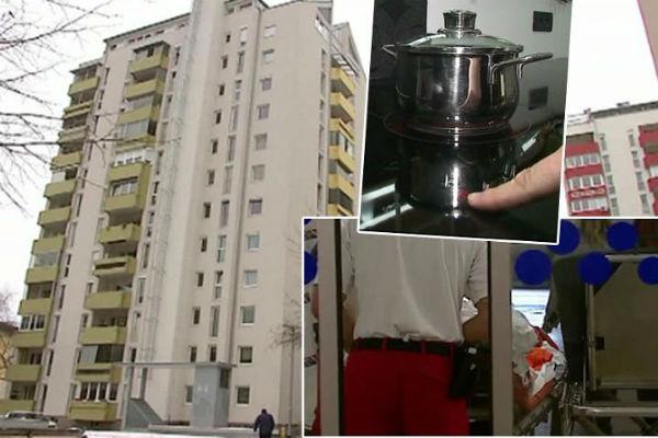 nezapamcena tragedija mama dvoje djece 34 poginula kuhajuci u stanu na 11 spratu evo ko je kriv